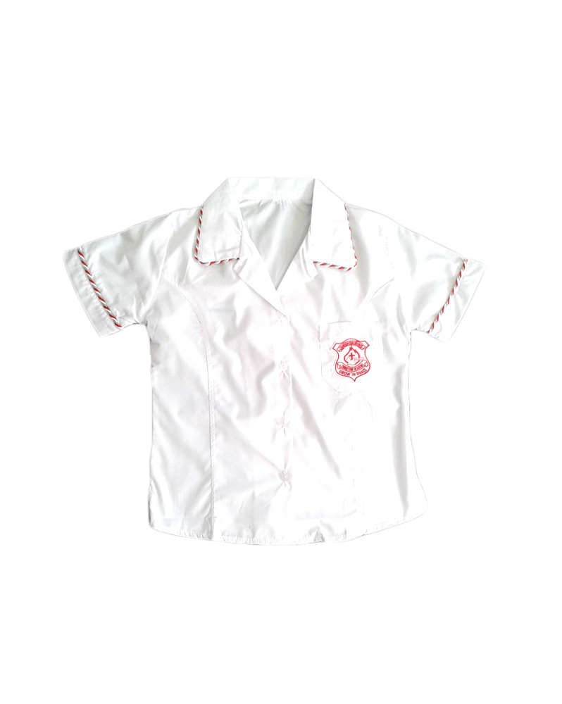 Schoolwear centre manufacturers of gilrs school blouse for T shirt manufacturers in durban
